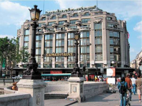samaritaine whole)